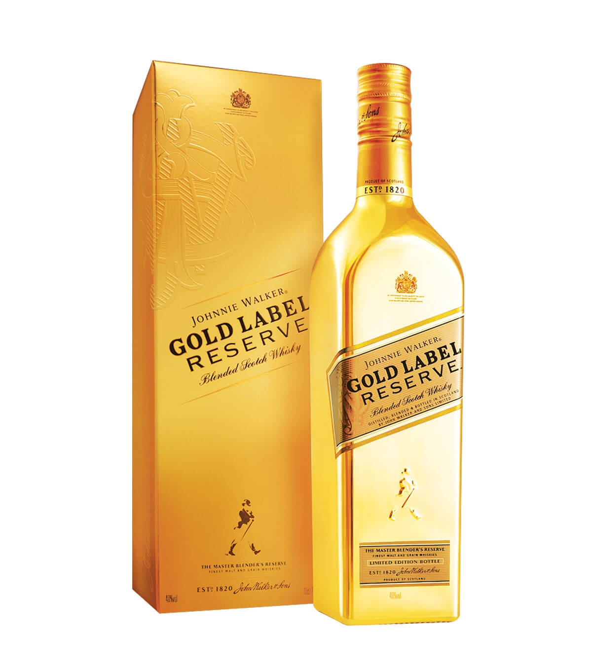 Buy JW Gold Reserve 0.75L At Hyderabad Duty Free