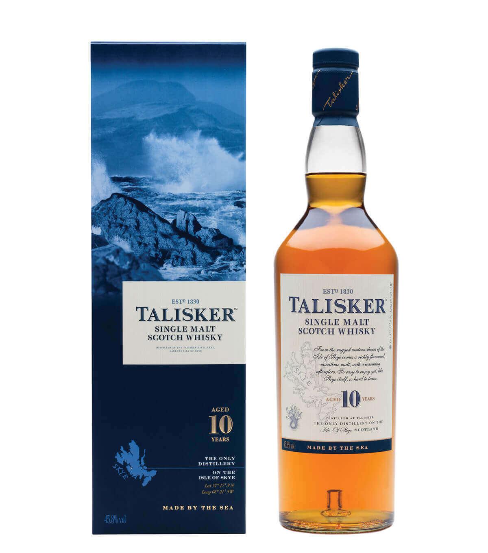 Buy Talisker Malt 10Yo 0.75L At Hyderabad Duty Free
