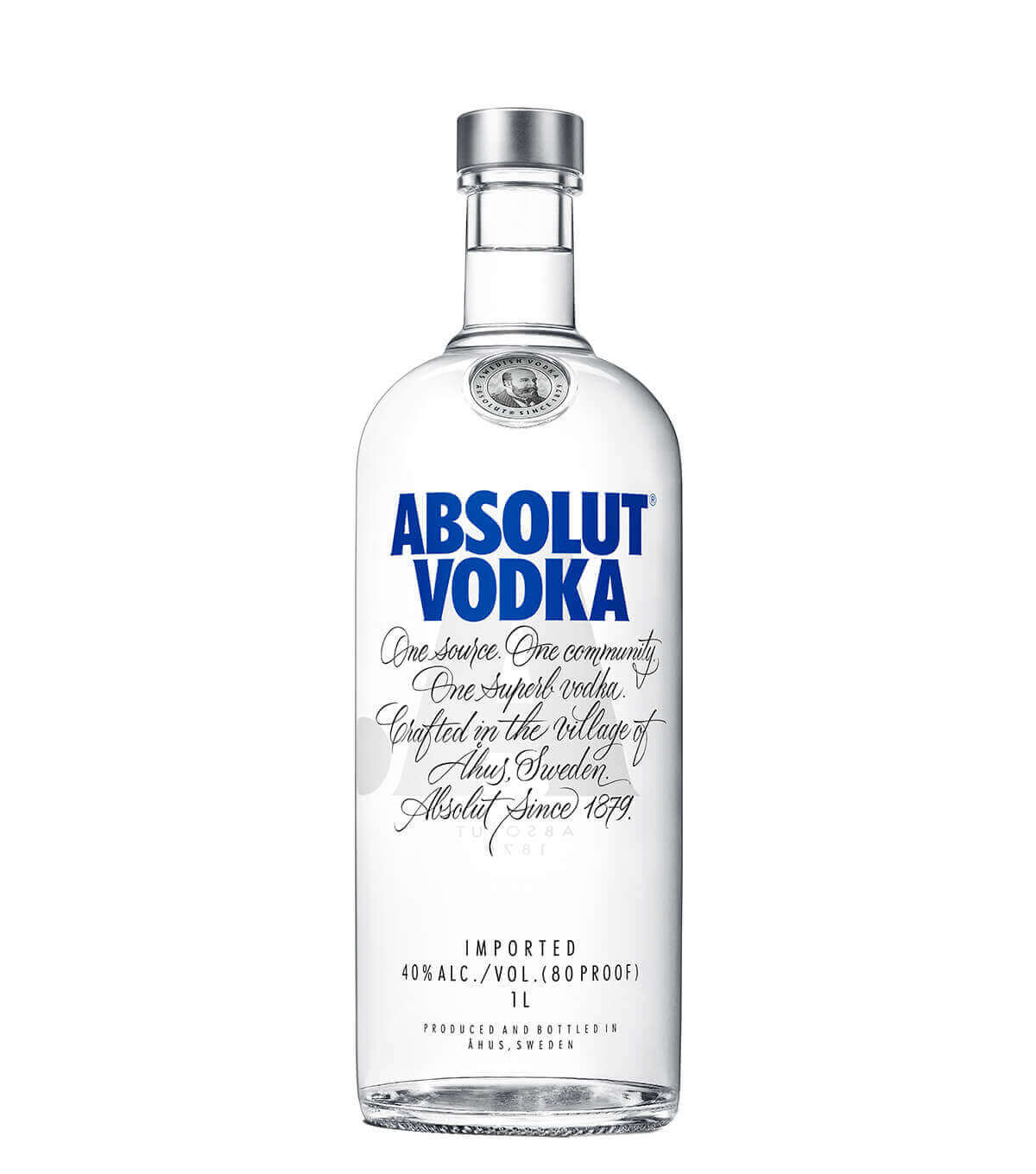 Absolut Vodka Nrc(Blue) 1L
