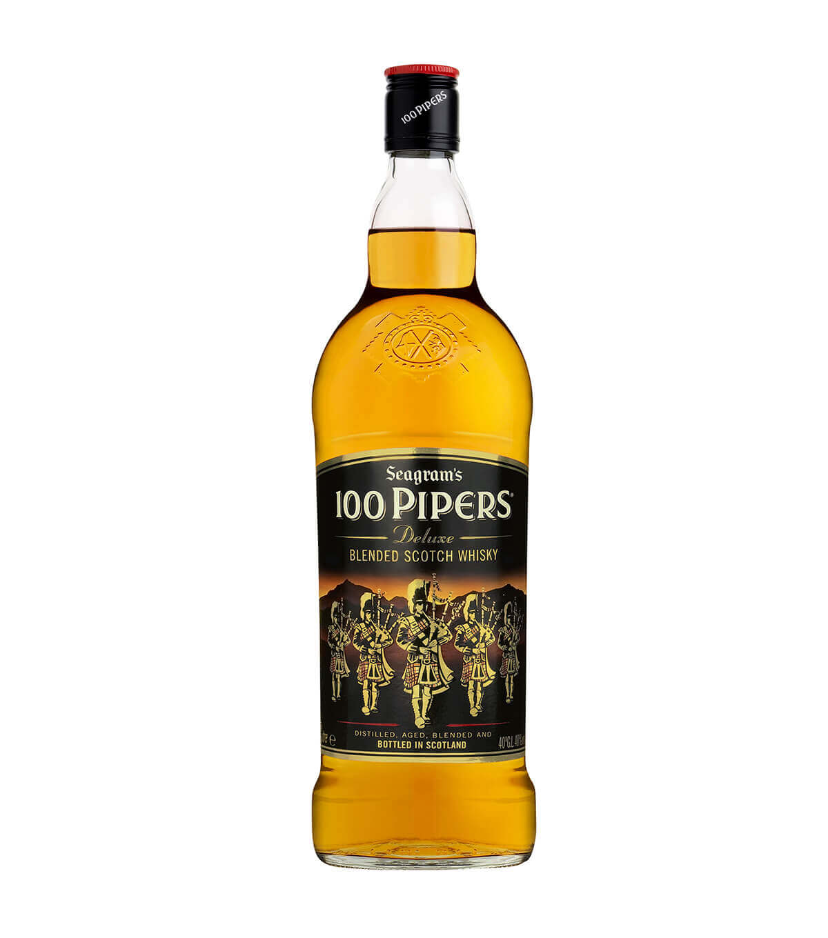 100Pipers Scotch Whisky 1L