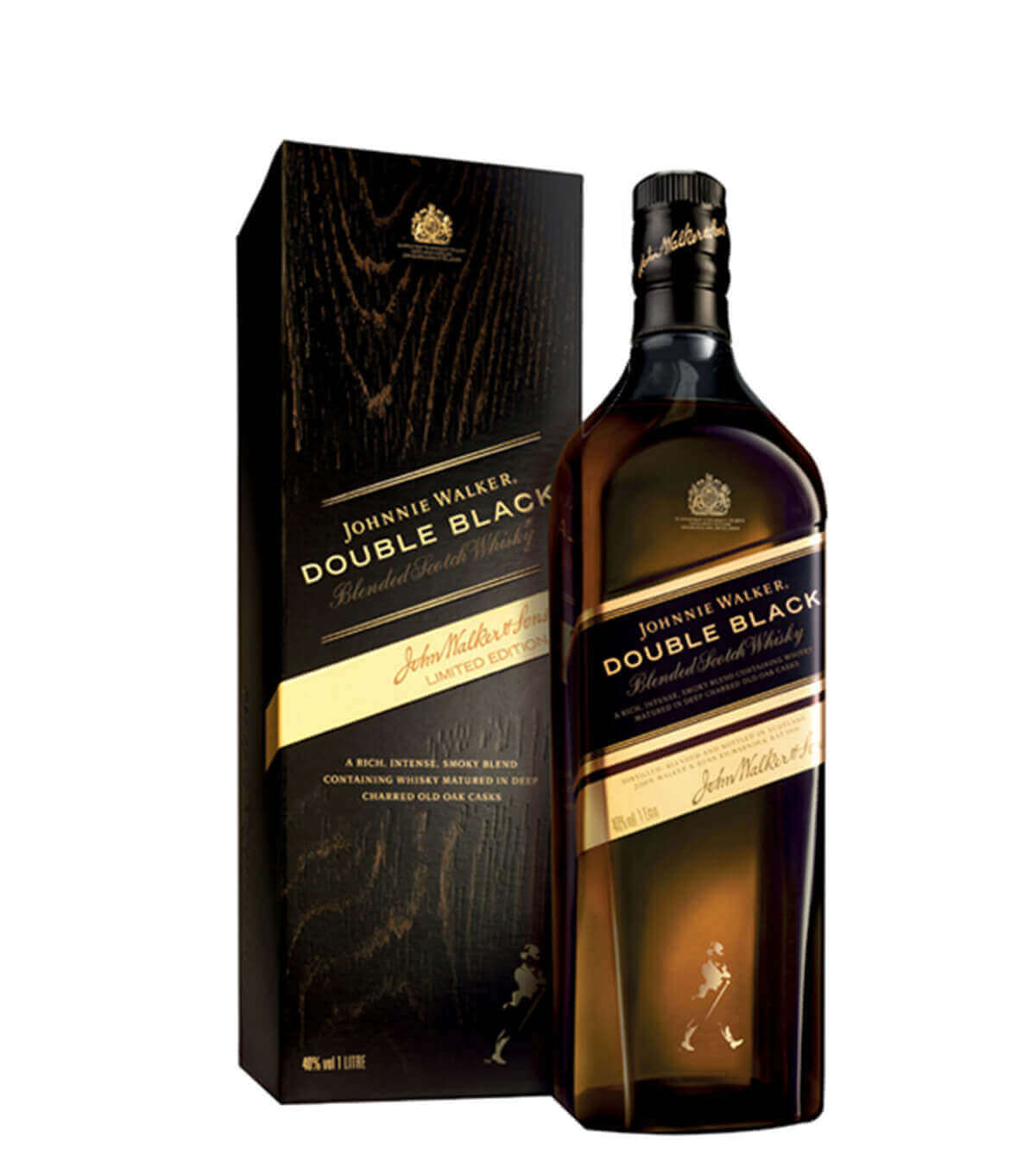Buy JW Double Black 1L At Hyderabad Duty Free