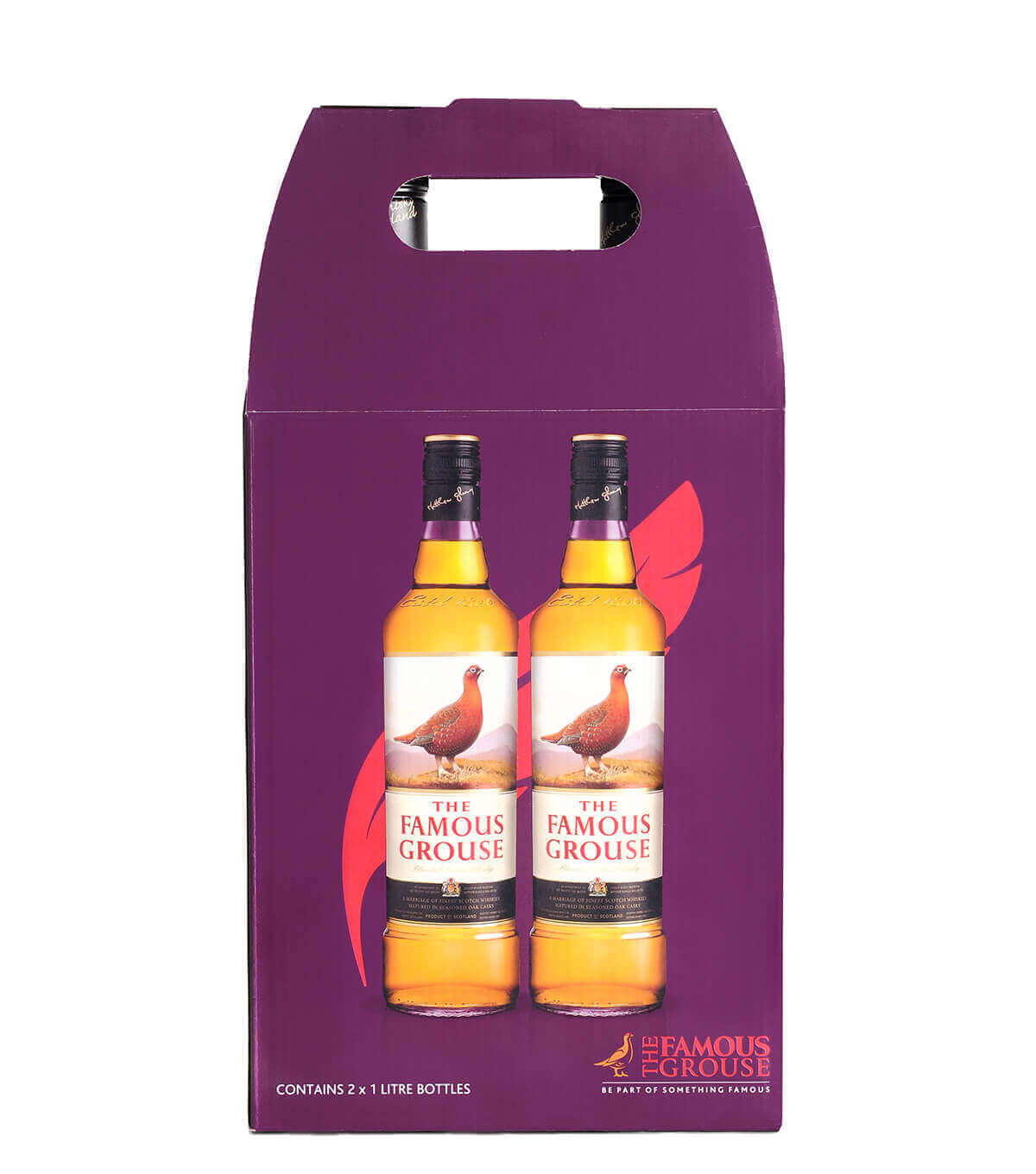 Famous Grouse Finest 2X1l