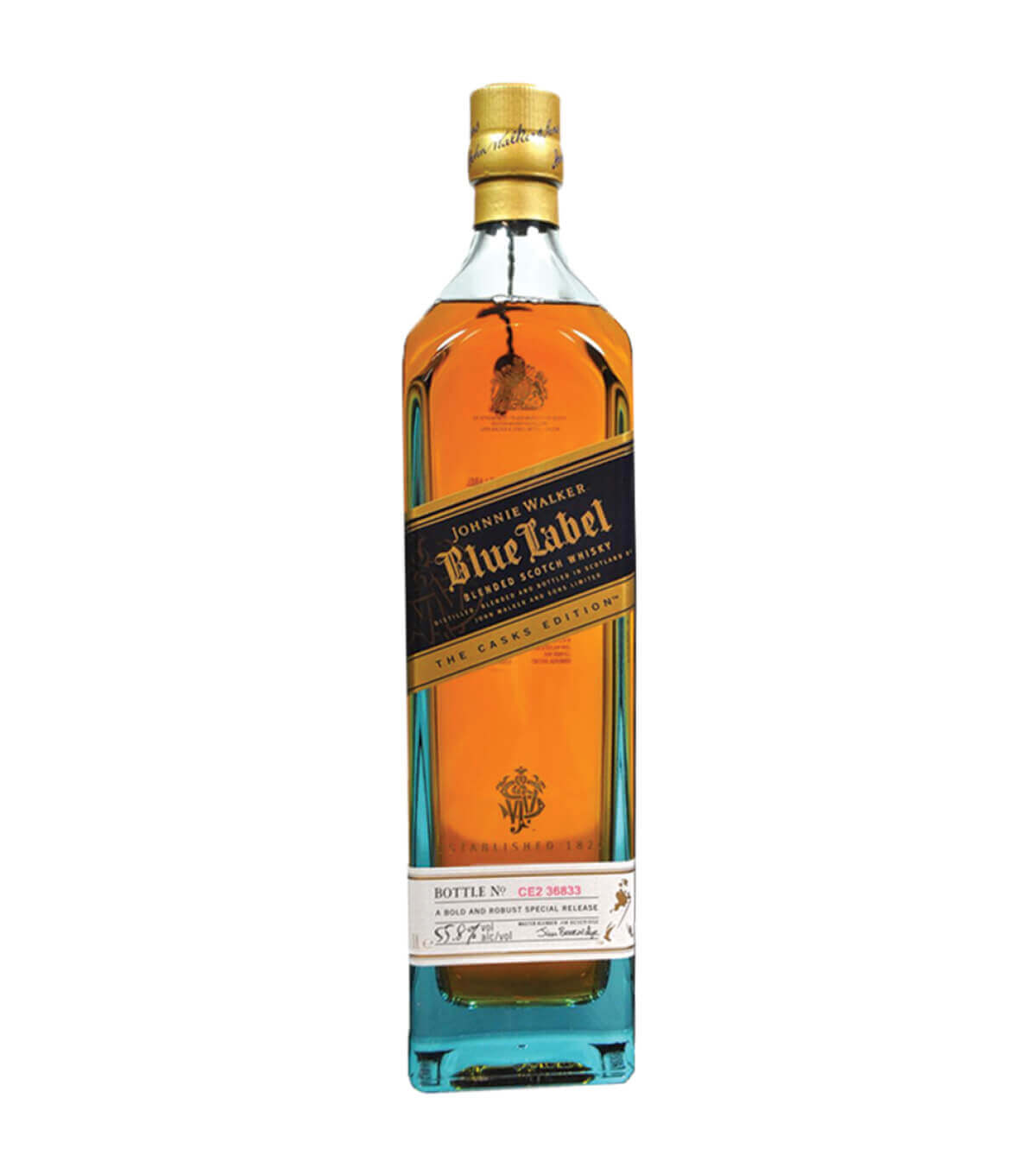 blue label price in india duty free mumbai