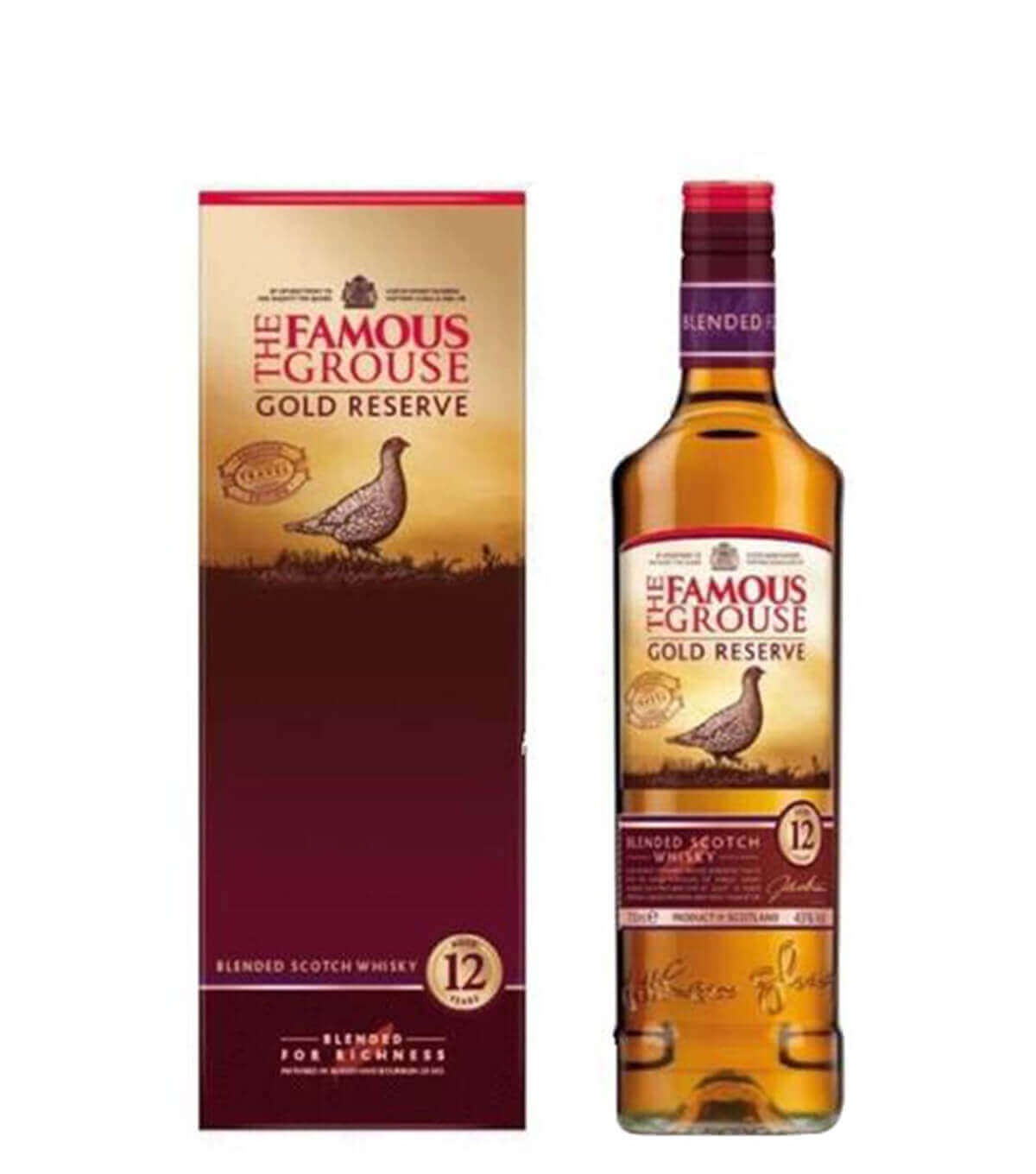 Famous Grouse Gold 12Yo 1L