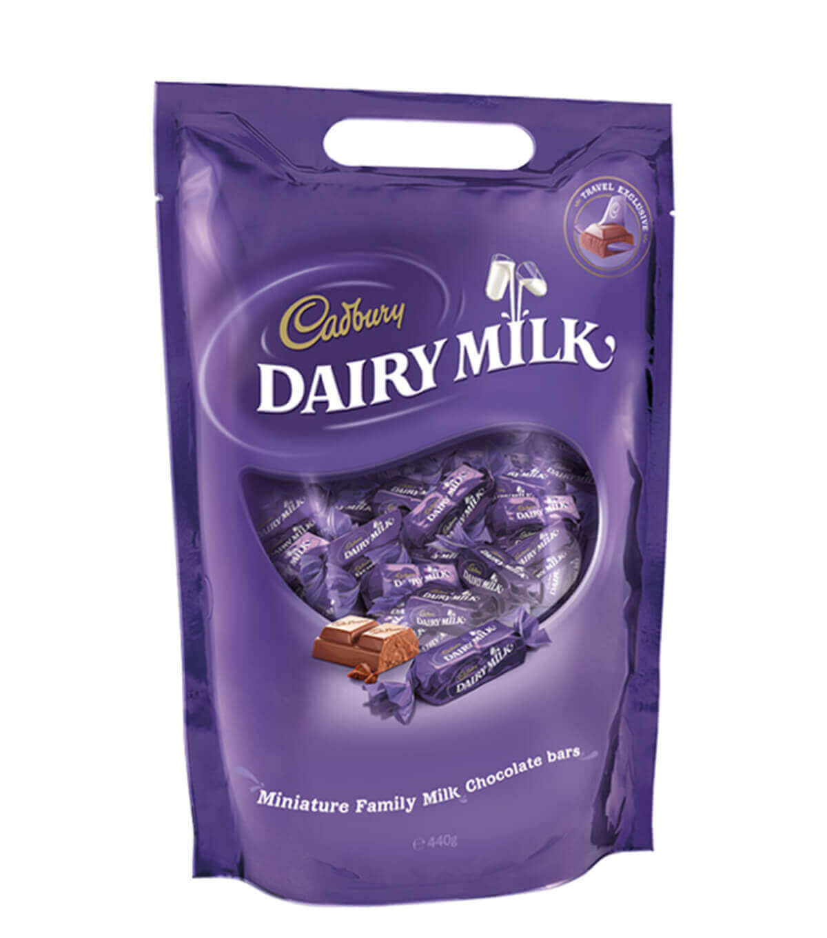 Dairy Milk Chunks 440G