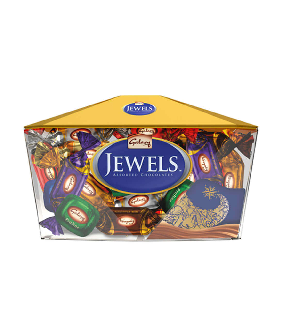 Galaxy Jewels Casket 400G