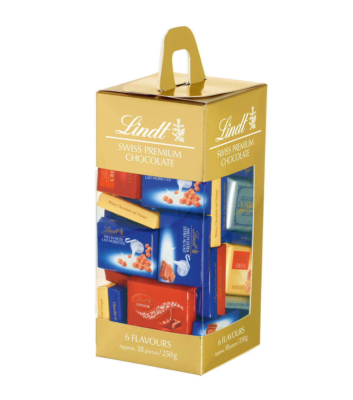 Lindt Assorted Naps 250G