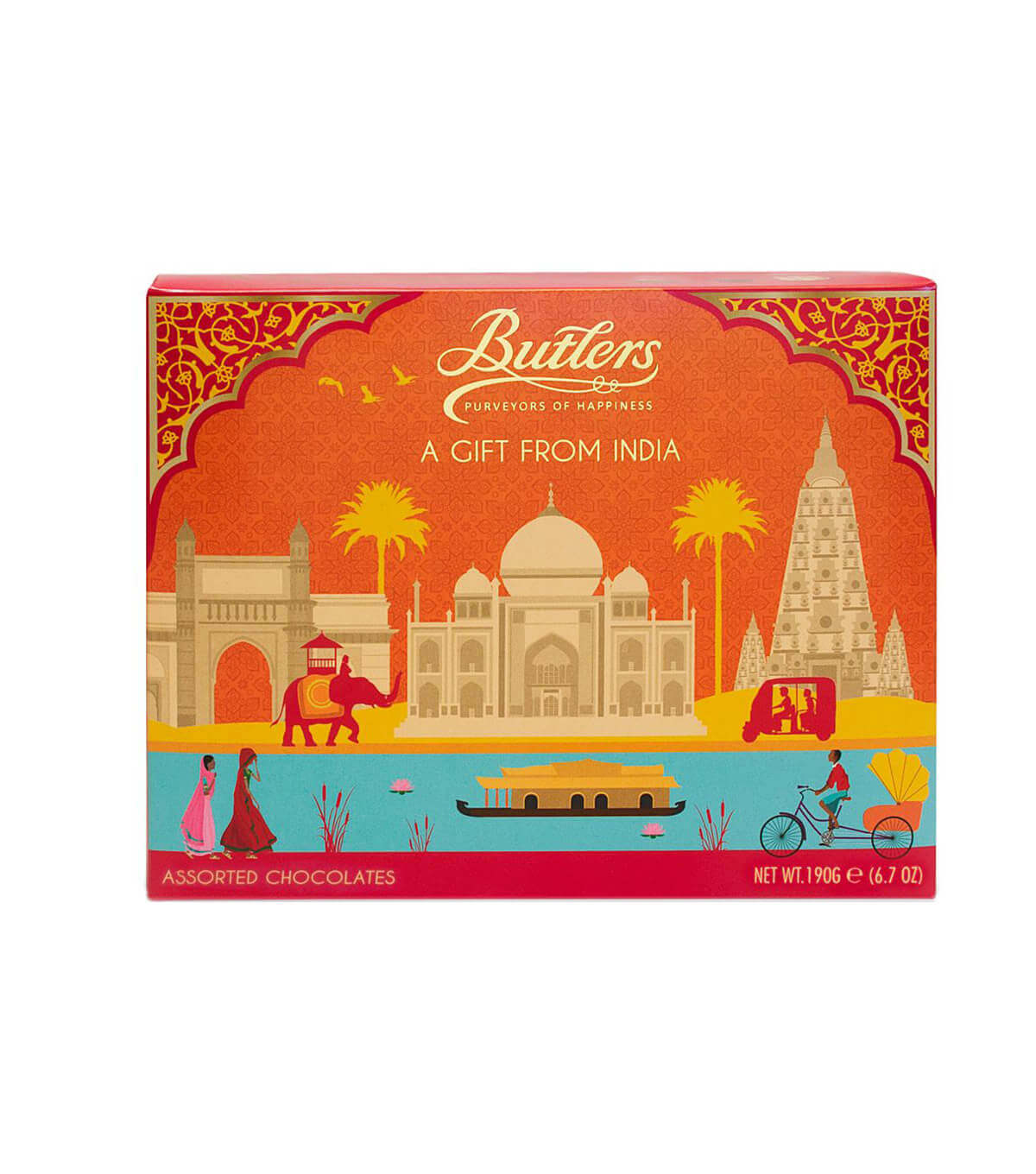 Butlers Gift From India 190G