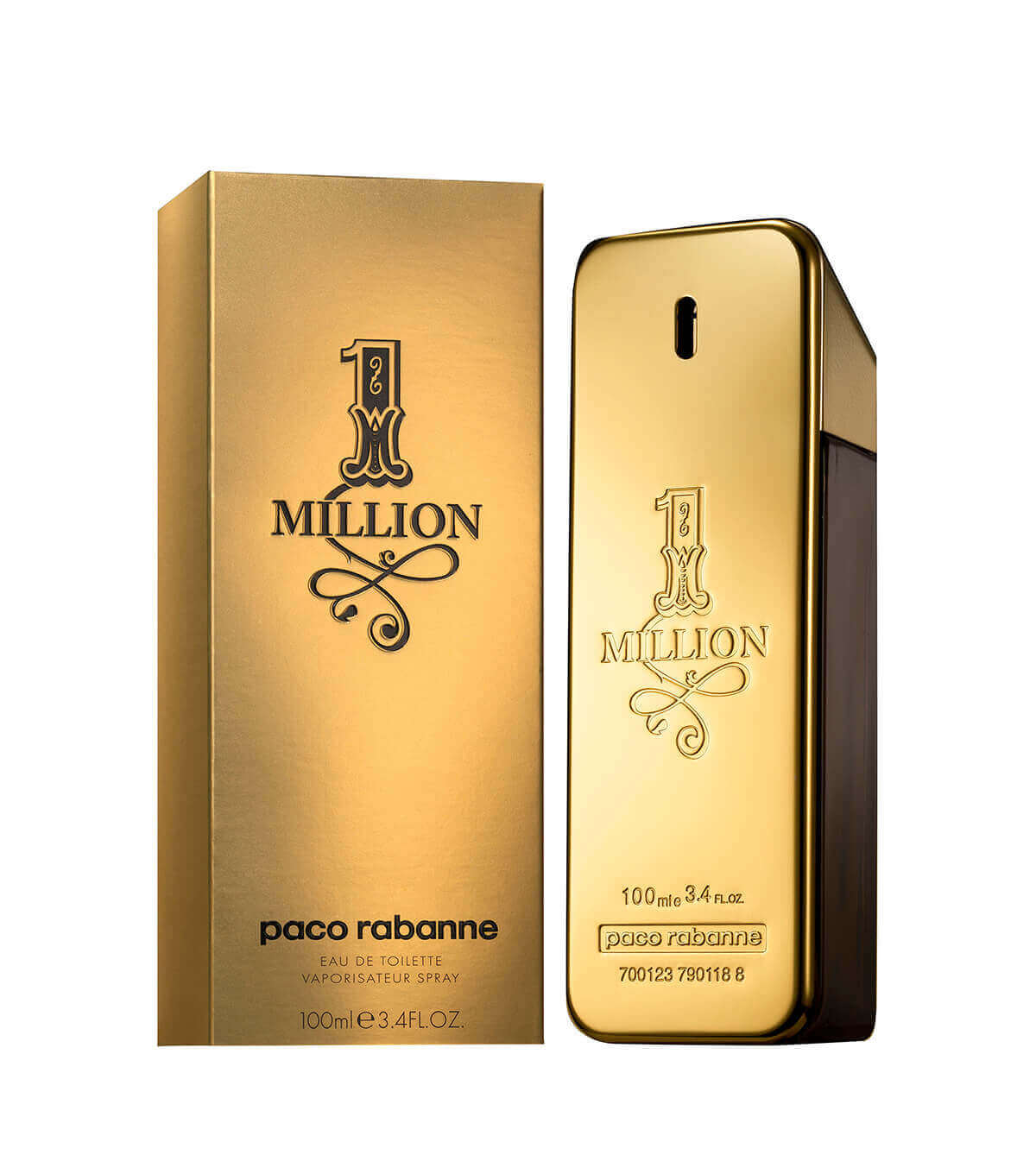 Paco Rabanne 1Million 100Ml