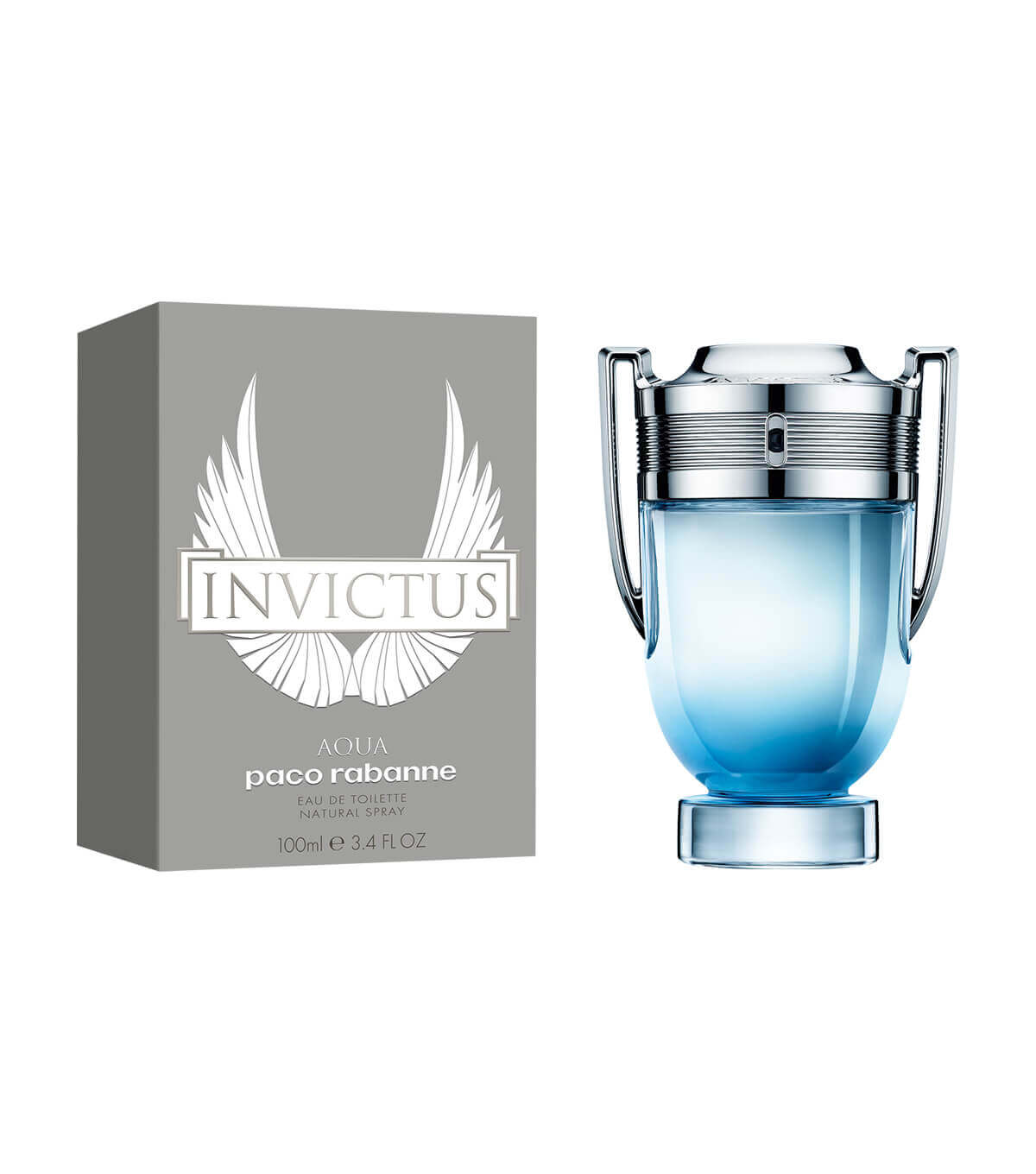 Paco Invictus Fresh EDT 100Ml