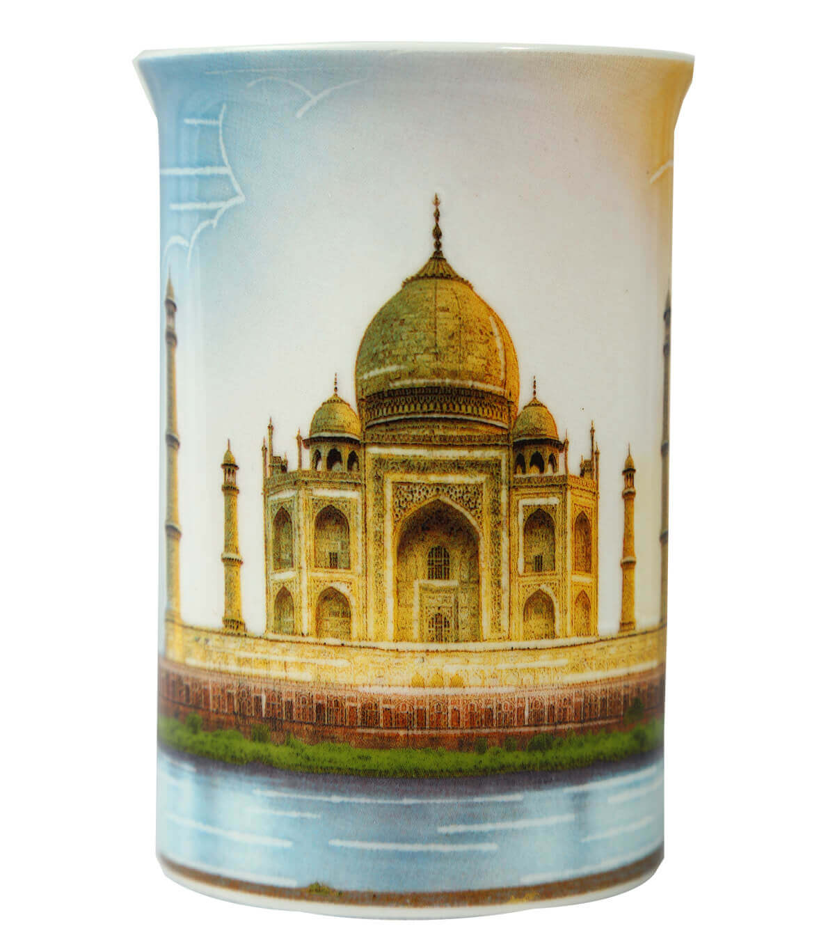 Ceramic Coffee Mug TAJ